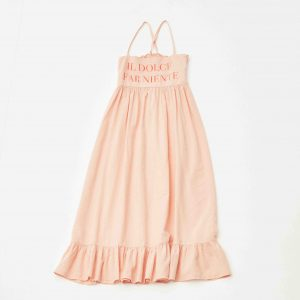 The Campamento  - IL DOLCE FAR NIENTE DRESS - Clothing