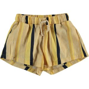 The New Society  - ROMARIN SHORTS STRIPE - Clothing