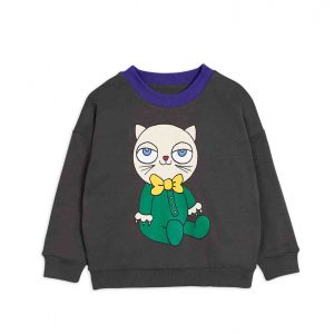 Mini Rodini  - MINI BABY REVERSIBLE SWEATSHIRT - Clothing