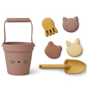 Liewood  - DANTE BEACH SET ROSE MIX - Toys