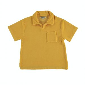 The New Society  - JOSEPH T-SHIRT PRIMROSE YELLOW - Clothing