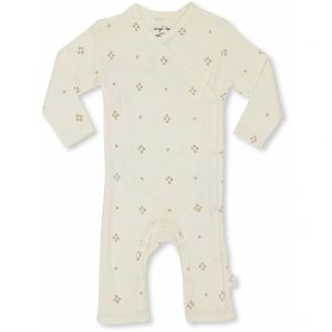 Konges Sløjd  - NEW BORN ONESIE DEUX CAMILLE - Clothing