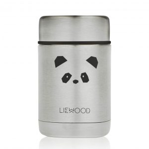 Liewood  - NADJA FOOD JAR PANDA STAINLESS STEEL - Homeware
