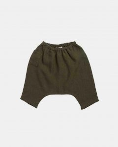 Caramel  - ALDGATE BABY TROUSERS ARMY GREEN - Clothing