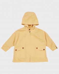 Caramel  - BROMPTON RAINCOAT BANANA YELLOW - Clothing