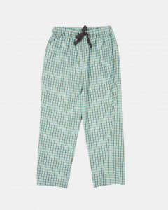 Caramel  - CHELSEA TROUSERS TOURMALINE PAINTED CHECK - Clothing
