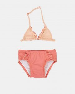 Caramel  - LONDON FIELDS BIKINI BLUSH - Clothing