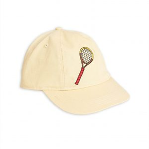 Mini Rodini  - TENNIS CAP YELLOW - Accessories