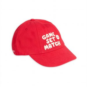 Mini Rodini  - GAME CAP RED - Accessories