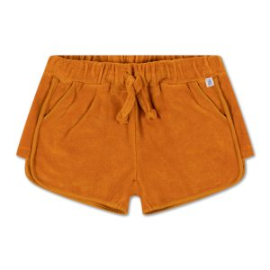 Repose AMS  - SPORTY SHORT  GOLDEN YELLOW - Clothing