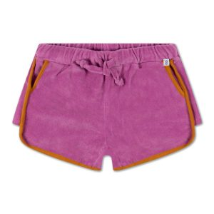 Repose AMS  - SPORTY SHORT  PURPLE VIOLET - Clothing