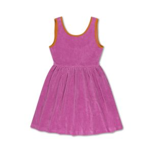 Repose AMS  - SINGLET DRESS PURPLE VIOLET - Clothing