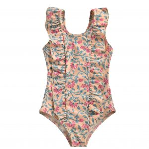 Louise Misha  - BATHING SUIT MOSILLOS LEMON FLOWERS - Clothing