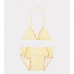 Caramel  - LONDON FIELDS BIKINI CAMEL - Clothing