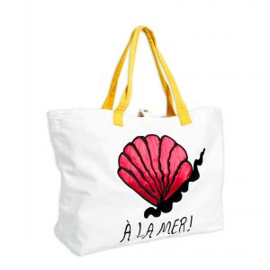 Mini Rodini  - A LA MER BAG OFFWHITE - Accessories
