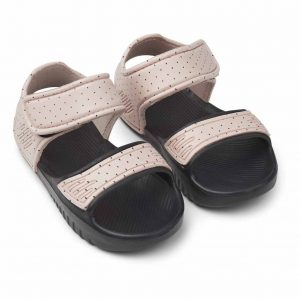 Liewood  - BLUMER SANDALS LITTLE DOT ROSE - Footwear
