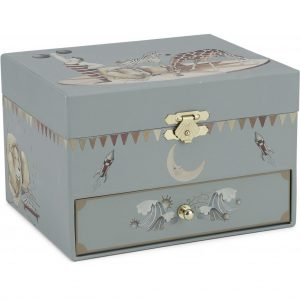 Konges Sløjd  - TREASURE BOX BLUE - Homeware