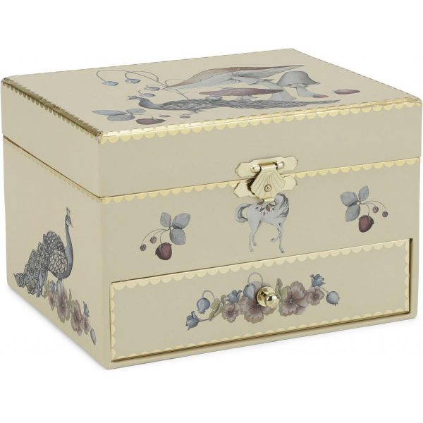 Konges Sløjd  - TREASURE BOX YELLOW - Homeware