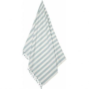 Liewood  - MONA BEACH TOWEL SEA BLUE STRIPE - Homeware
