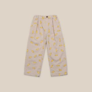 Bobo Choses  - HAND ALL OVER WOVEN PANTS - Clothing