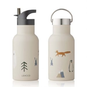 Liewood  - ANKER WATER BOTTLE ARCTIC MIX - Homeware