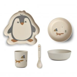 Liewood  - BAMBOO BOX SET ARCTIC MIX - Homeware