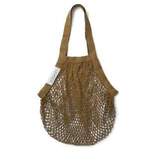 Liewood  - MESI MESH TOTE BAG OLIVE GREEN - Accessories