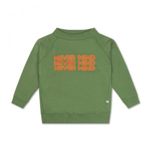 Repose AMS  - CLASSIC SWEATER HUNTER GREEN - Clothing