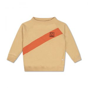 Repose AMS  - CLASSIC SWEATER WARM SAND - Clothing