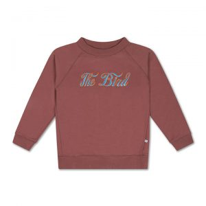 Repose AMS  - CLASSIC SWEATER WASHED BRICK - Clothing