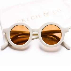 Grech & Co.  - SUSTAINABLE KIDS SUNGLASSES - BUFF - Accessories