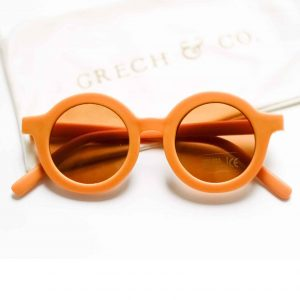 Grech & Co.  - SUSTAINABLE KIDS SUNGLASSES - GOLDEN - Accessories