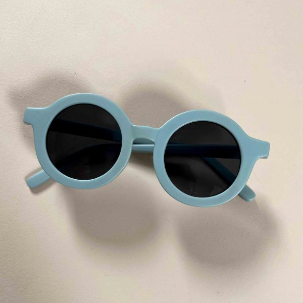 Grech & Co.  - SUSTAINABLE KIDS SUNGLASSES - LIGHT BLUE - Accessories