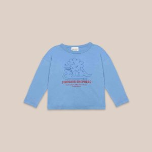 Bobo Choses  - DINO LONG SLEEVE T-SHIRT - Clothing