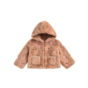 Louise Misha  - JACKET JOVICA NUTS - Clothing