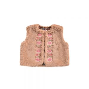 Louise Misha  - VEST BIANCA NUTS - Clothing