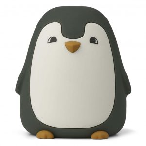 Liewood  - DITLEV NIGHT LIGHT PENGUIN HUNTER GREEN - Homeware