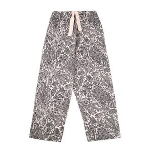 The New Society  - PARIS PANTS PAISLEY - Clothing