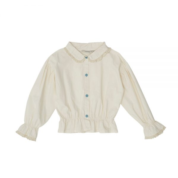 The Campamento  - ROMANTIC BLOUSE - Clothing