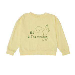 The Campamento  - EL ULTRAMARINOS SWEATSHIRT - Clothing