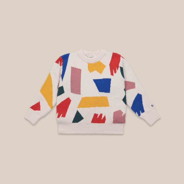 Bobo Choses  - SHADOWS JUMPER - Clothing
