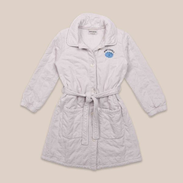 Bobo Choses  - QUILTED BUTTONS DRESS - Clothing