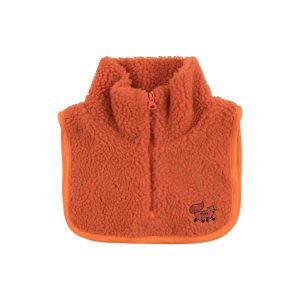 Tinycottons  - TINY FOX SHERPA BIB RED - Accessories