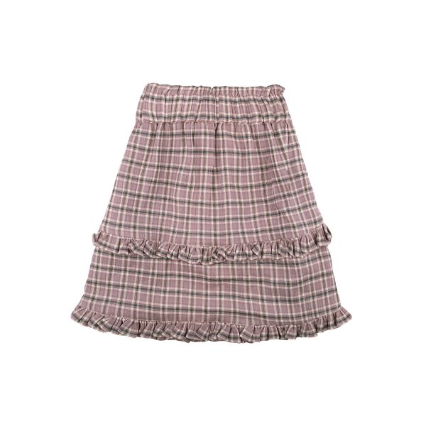 The New Society  - BELLA SKIRT - Clothing