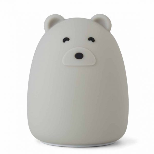 Liewood  - WINSTON NIGHT LIGHT MR BEAR DOVE BLUE - Homeware