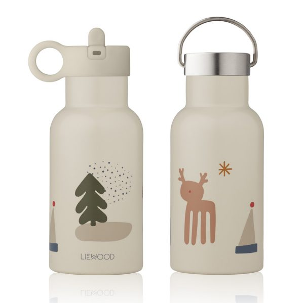 Liewood  - ANKER WATER BOTTLE HOLIDAY MIX - Homeware
