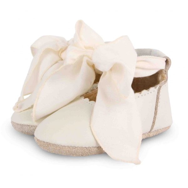 Donsje  - LIEVE LINING OFF WHITE LEATHER - Footwear