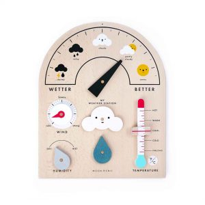 Moon Picnic  - MY WEATHER STATION - Toys