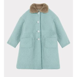 Caramel  - SHELDUCK COAT MINT - Clothing