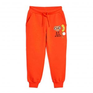 Mini Rodini  - E.T. SWEATPANTS RED - Clothing